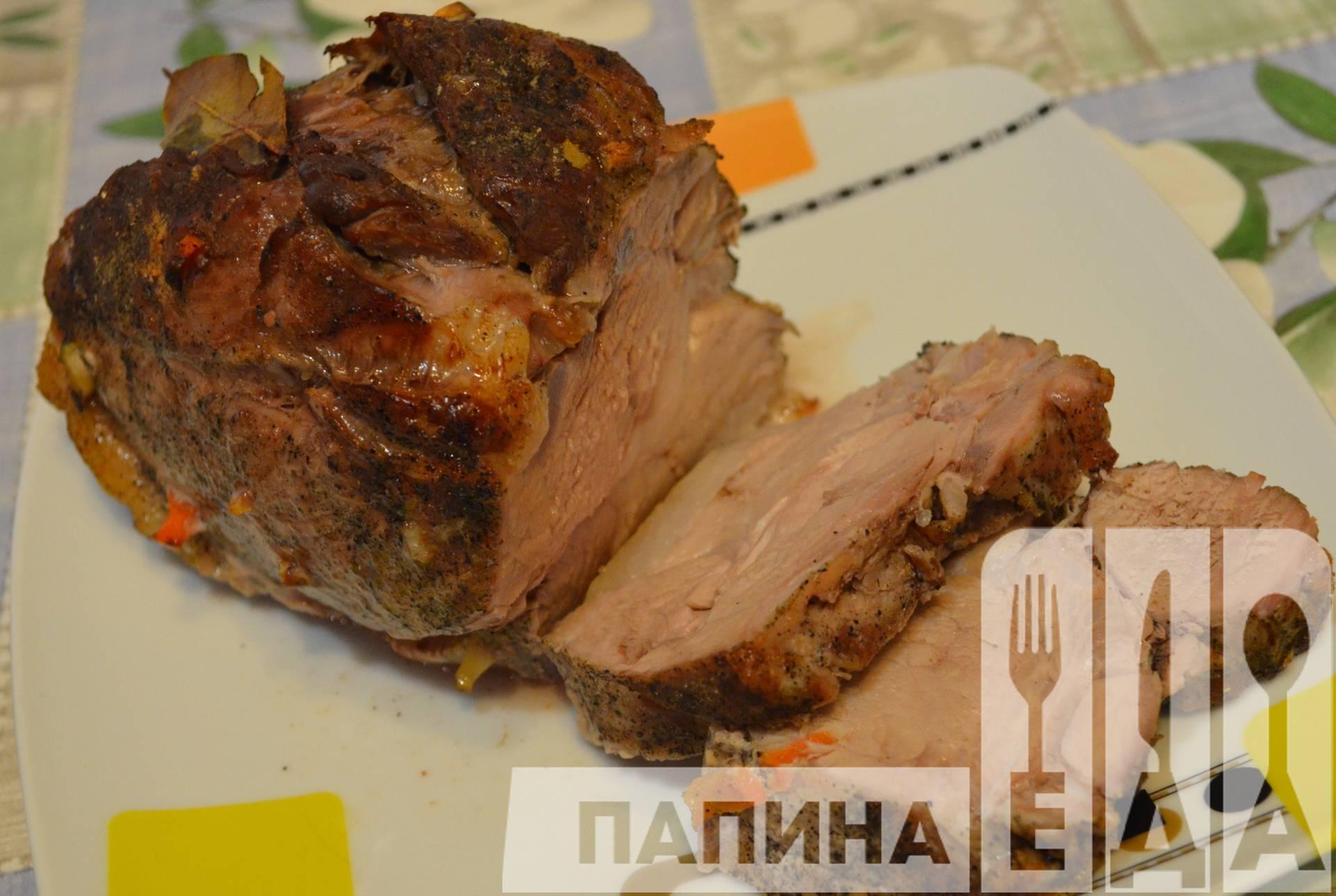 Нежное мясо в духовке рецепт с фото