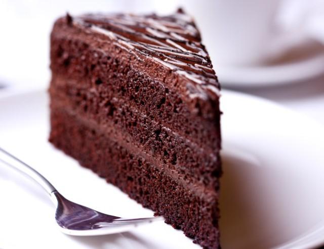 Шоколадный торт с шоколадным кремом рецепт с фото