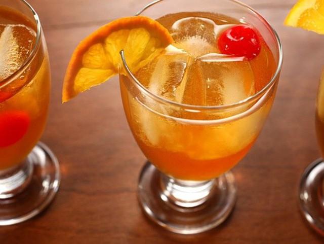 рецепти спиртних коктейлів