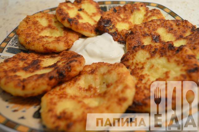 сирники з творога рецепти з фото
