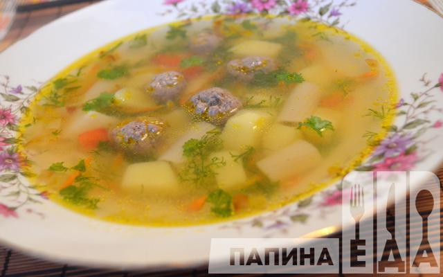 Супи рецепти з фото
