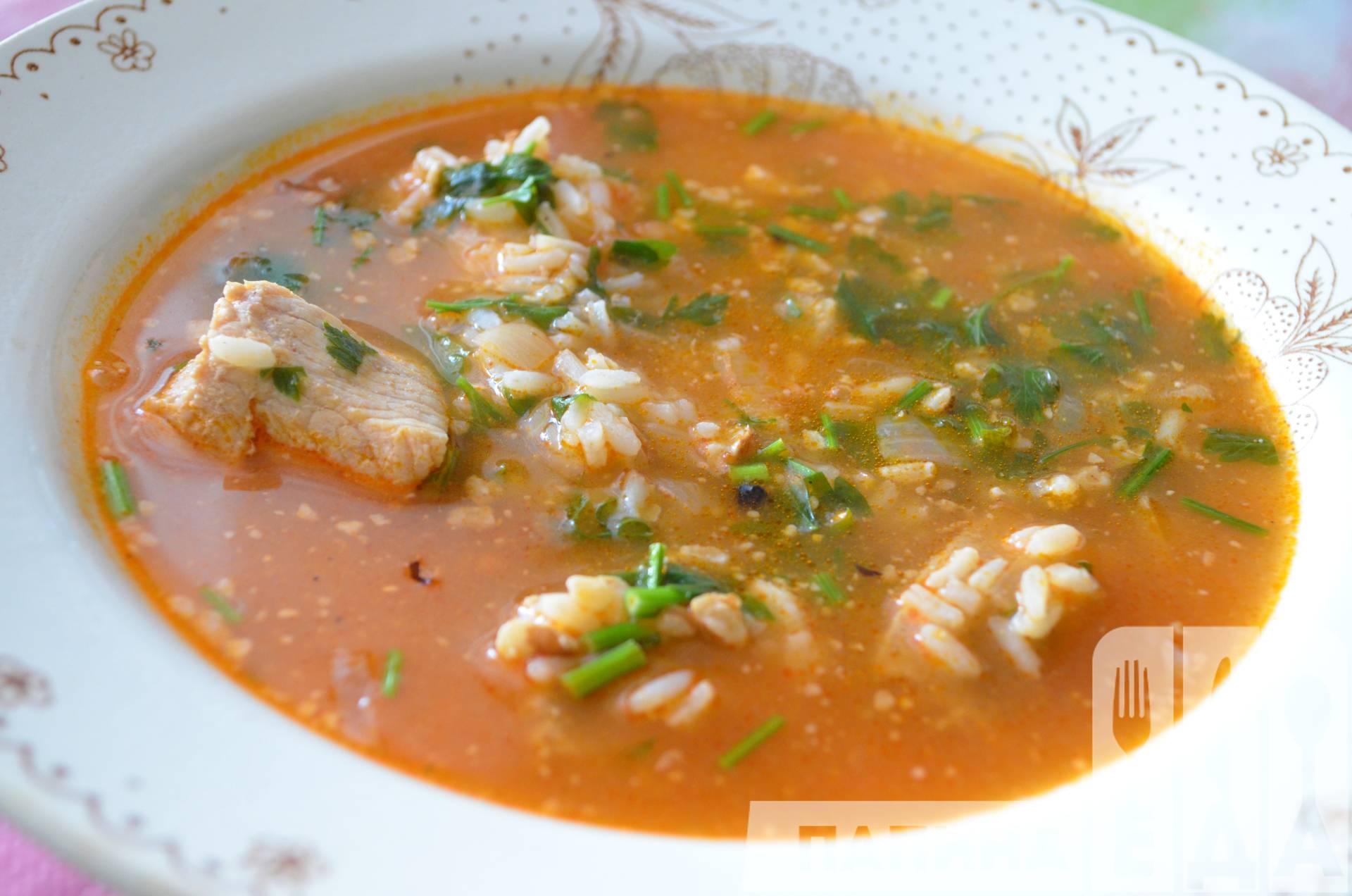 Восточные супы рецепты простые