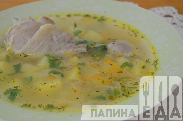 прості рецепти супів